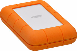 LaCie Rugged Thunderbolt USB-C 5TB