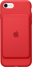 Apple iPhone 7 Smart Battery Case Rood