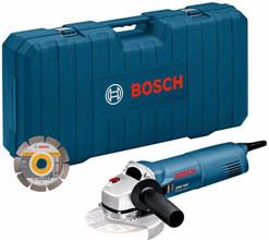Bosch GWS 1400 + koffer