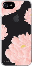 FLAVR iPlate Pink Peonies iPhone 6/6S/7/8 Back Cover