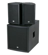 DAP-Audio Clubmate 1 (per paar met subwoofer)