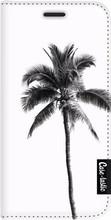 Casetastic Wallet iPhone 5/5s/SE Book Case Palm Tree Wit