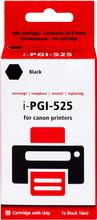 Huismerk PGI-525 Cartridge Zwart