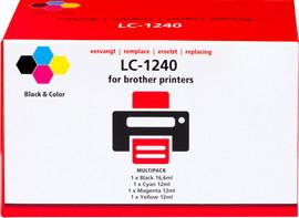 Huismerk LC-1240 4-Kleuren Pack