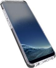 Azuri flexible bumper Galaxy S8 Back Cover Zwart