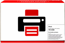 Huismerk TN-3380 Toner Zwart XL