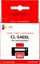 Huismerk Canon CL-546 Cartridge 3-Kleuren XL (8288B001)