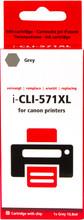 Huismerk Canon CLI-571XL Grijs (0335C001)