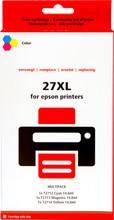 Huismerk Epson 27 XL 3-Kleuren Pack (C13T27154010)