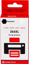Huismerk 364XL Fotozwart voor HP printers