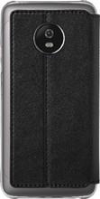 Azuri Booklet Moto G5 Book Case Zwart