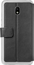 Azuri Wallet Magneet Galaxy J3 (2017) Book Case Zwart
