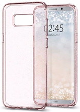 Spigen Liquid Crystal Glitter Galaxy S8  Plus Back Cover Paa