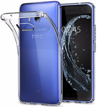 Spigen Liquid Crystal HTC U11 Transparant
