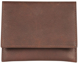 Burkely Antique Avery Wallet Flap Bruin