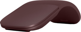 Microsoft Arc Touch Mouse Surface Edition Rood