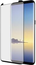 Azuri Galaxy Note 8 Screenprotector Curved Gehard Glas
