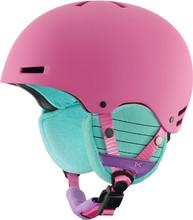 Anon Rime Animal Trax Pink (52 - 55 cm)