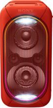 Sony GTK-XB60 Rood