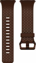 Fitbit Ionic Lederen Horlogeband Bruin S