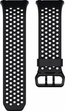 Fitbit Ionic Kunststof Horlogeband Grijs S