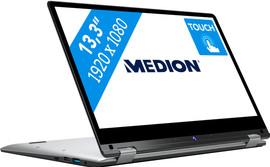 Medion Akoya E3213T 64GB Silver Azerty