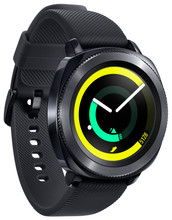 Samsung Gear Sport Zwart BE