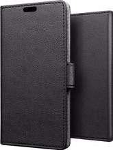 Just in Case Wallet Y6 Pro (2017) Book Case Zwart