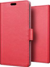 Just in Case Wallet Y6 Pro (2017) Book Case Rood