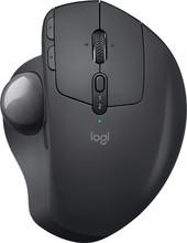 Logitech MX Ergo Draadloze Muis Zwart