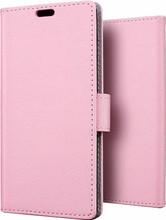 Just in Case Wallet Y6 Pro (2017) Book Case Roze