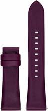 Michael Kors Access 22mm Lederen Horlogeband Paars