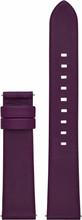 Michael Kors Access 18mm Lederen Horlogeband Paars