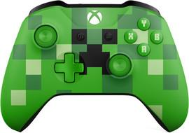 Microsoft Xbox One Minecraft Creeper LE Controller