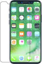 Azuri Gehard Glas iPhone X Glas Duo Pack Zwart
