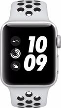 Apple Watch Series 3 Nike+ 38mm Zilver Aluminium/Zwart Sport