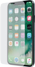 Azuri iPhone X Screenprotector Curved Gehard Glas Duo Pack
