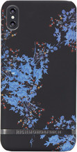 Richmond & Finch Midnight Blossom iPhone X Back Cover