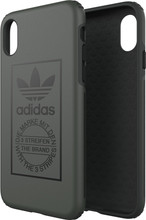 Adidas Originals TPU iPhone X Back Cover Groen