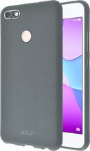 Azuri Flexible Sand Huawei Y6 Pro (2017) Back Cover Zwart