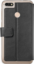 Azuri Wallet Magneet Huawei Y6 Pro (2017) Book Case Zwart