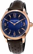 Frederique Constant Horological Blauw/Bruin