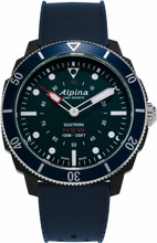 Alpina Seastrong Horological Hybrid Blauw/Blauw