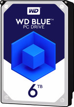 WD Blue HDD 6 TB