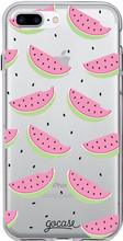 GoCase TPU iPhone 7+/8+ Back Cover Watermelon