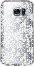GoCase TPU Galaxy S7 Edge Back Cover Lace