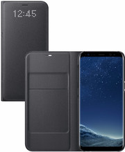 Samsung Galaxy S8 LED View Cover Zwart