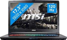 MSI GP72M 7RDX-826BE Azerty