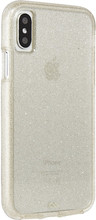 Case-Mate Sheer Glam iPhone X Back Cover Goud