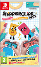Snipperclips Plus Switch
